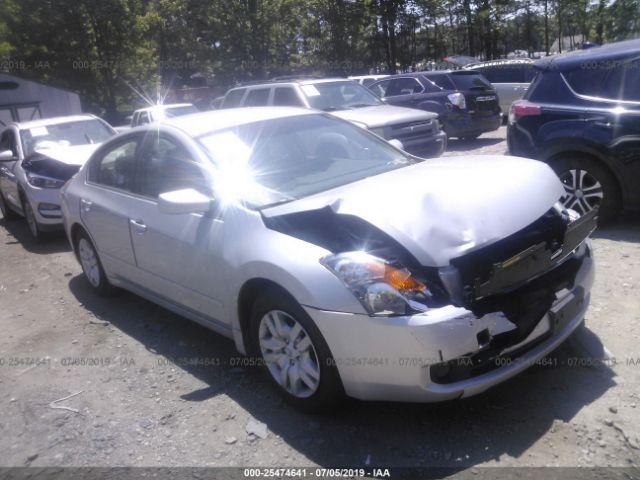 2009 NISSAN ALTIMA, 25474641 | IAA-Insurance Auto Auctions