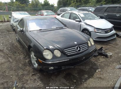 2003 MERCEDES-BENZ CL 500