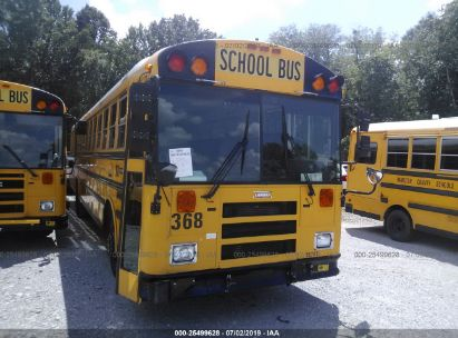 2008 THOMAS SCHOOL BUS