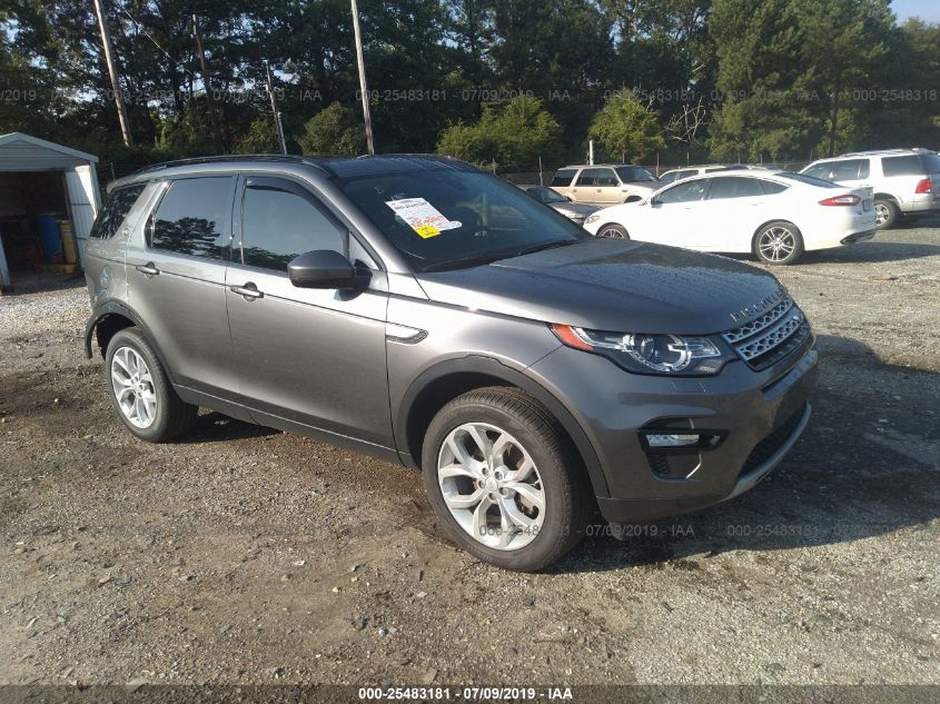 Discovery Auto Insurance >> 2015 Land Rover Discovery Sport 25483181 Iaa Insurance