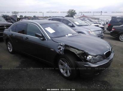 2006 BMW 750 LI