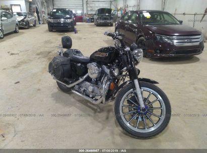 2000 HARLEY-DAVIDSON XL883 HUGGER
