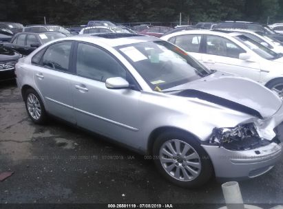 2004 VOLVO S40 2.4I