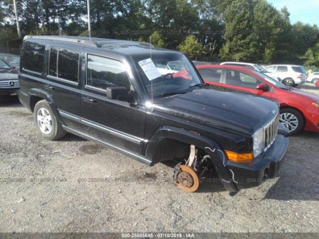 2008 Jeep Commander 25505685 Iaa Insurance Auto Auctions