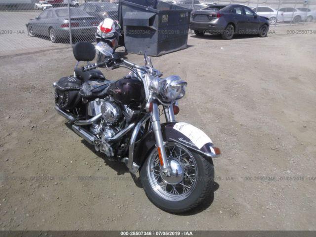 2007 HARLEY-DAVIDSON FLSTC, 25507346 | IAA-Insurance Auto Auctions