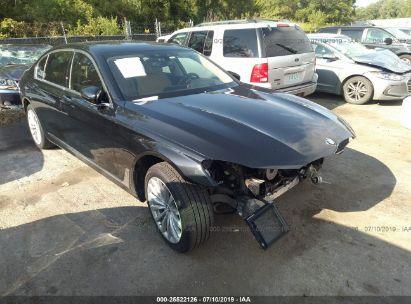 2017 BMW 7 SERIES I