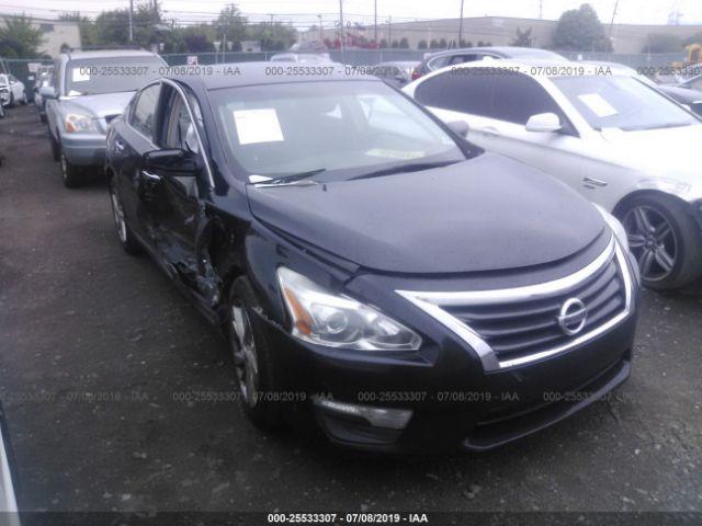 2013 NISSAN ALTIMA, 25533307 | IAA-Insurance Auto Auctions