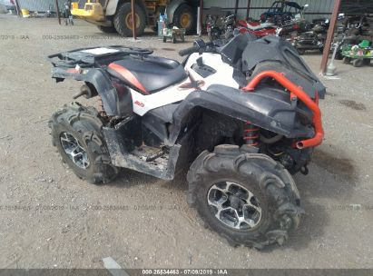 2016 CAN-AM OUTLANDER L X MR 570