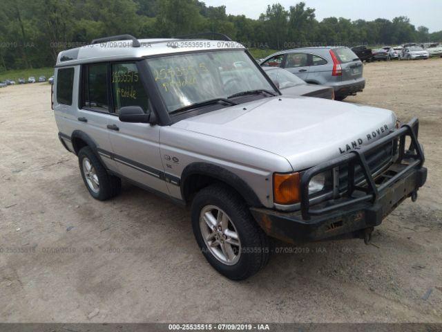 Discovery Auto Insurance >> 2002 Land Rover Discovery Ii 25535515 Iaa Insurance Auto
