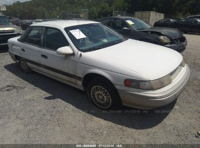 1992 MERCURY SABLE GS