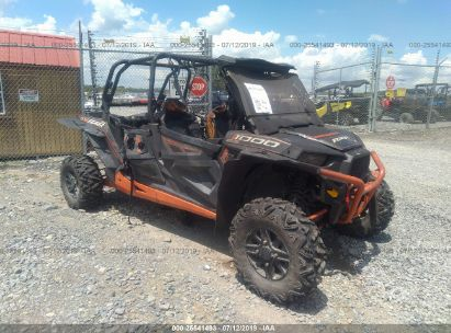 2014 POLARIS RZR 4 1000 XP