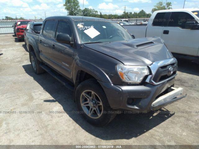 2012 TOYOTA TACOMA, 25543953 | IAA-Insurance Auto Auctions