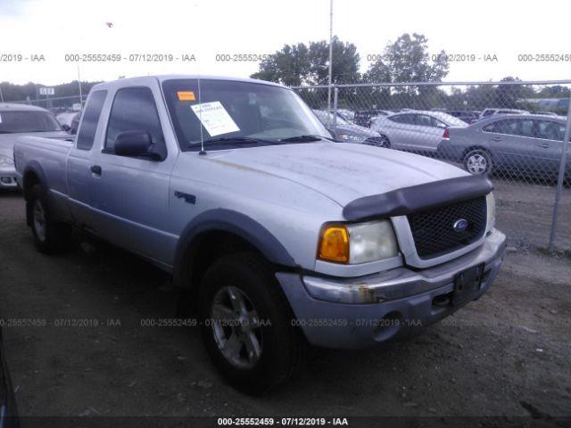 2002 FORD RANGER, 25552459 | IAA-Insurance Auto Auctions