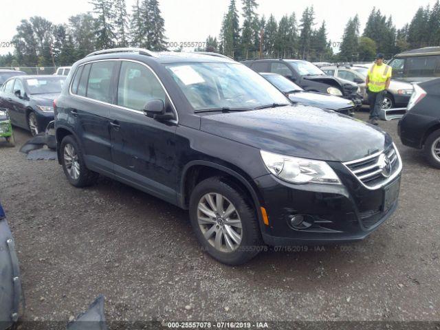 2009 VOLKSWAGEN TIGUAN, 25557078 | IAA-Insurance Auto Auctions