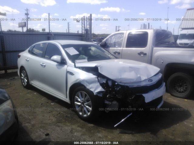 2018 KIA OPTIMA, 25562568 | IAA-Insurance Auto Auctions