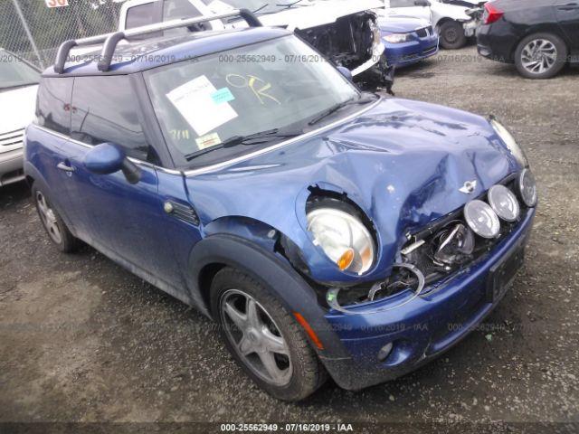2009 MINI COOPER, 25562949 | IAA-Insurance Auto Auctions