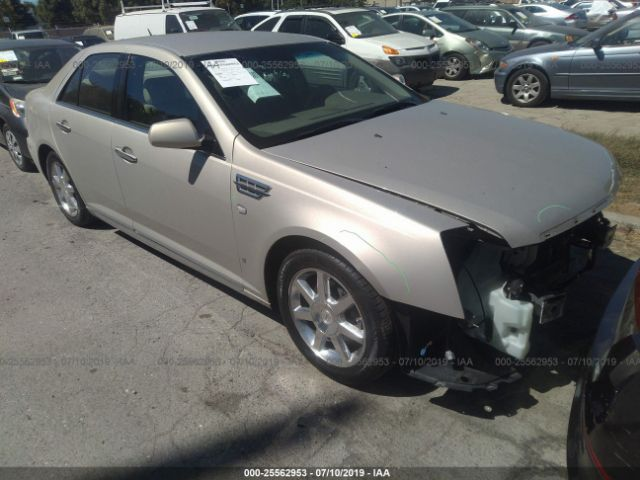 2008 CADILLAC STS, 25562953 | IAA-Insurance Auto Auctions