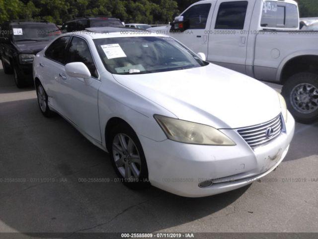2007 LEXUS ES, 25585809 | IAA-Insurance Auto Auctions