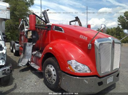 2016 KENWORTH CONSTRUCTION T680