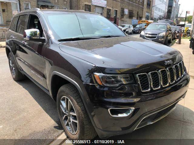 2019 JEEP GRAND CHEROKEE, 25586513 | IAA-Insurance Auto Auctions