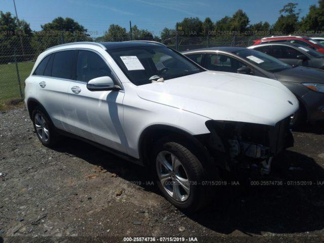2018 MERCEDES-BENZ GLC, 25574736 | IAA-Insurance Auto Auctions