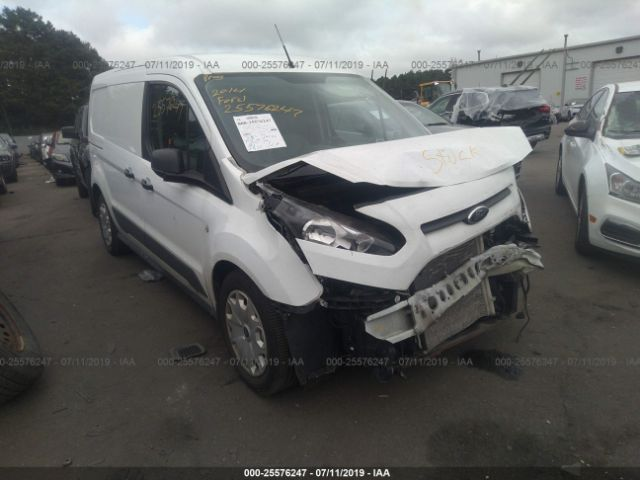 2014 FORD TRANSIT CONNECT, 25576247 | IAA-Insurance Auto