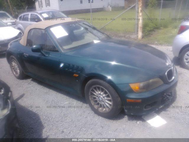 1999 BMW Z3, 25579144 | IAA-Insurance Auto Auctions