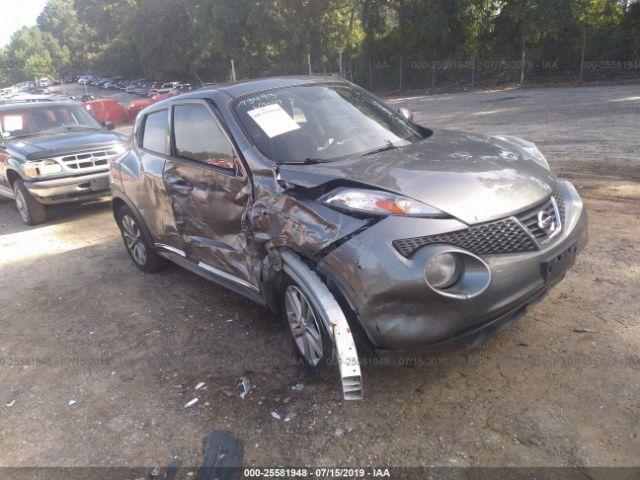 2011 NISSAN JUKE, 25581948 | IAA-Insurance Auto Auctions