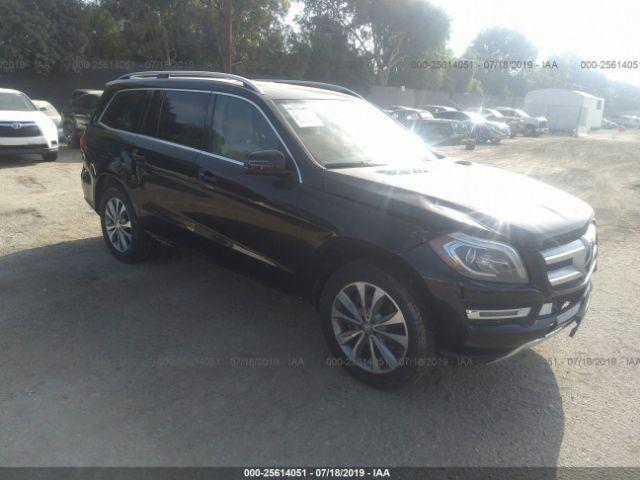 2014 MERCEDES-BENZ GL, 25614051 | IAA-Insurance Auto Auctions