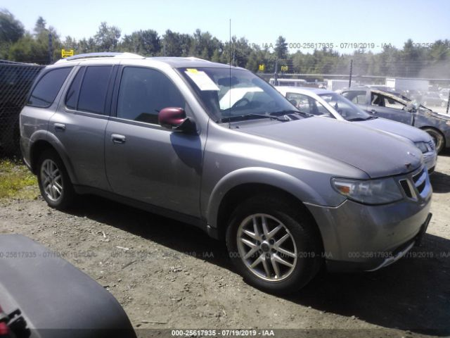 2008 SAAB 9-7X, 25617935 | IAA-Insurance Auto Auctions