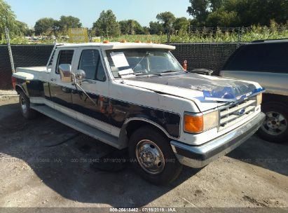 1987 FORD F350