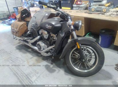 2017 INDIAN MOTORCYCLE CO. SCOUT ABS