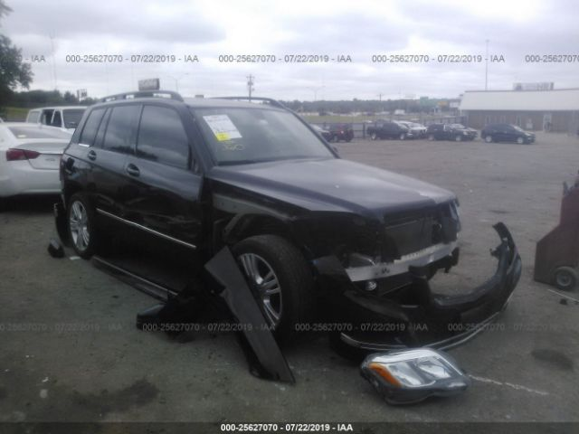 2015 MERCEDES-BENZ GLK, 25627070 | IAA-Insurance Auto Auctions