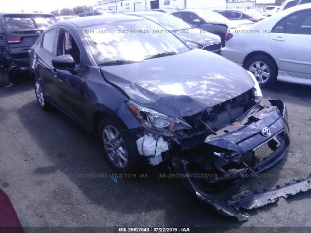 2018 TOYOTA YARIS IA, 25627843 | IAA-Insurance Auto Auctions