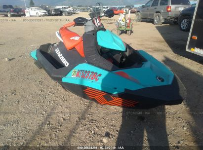 2017 SEADOO PERSONAL WATERCRAFT