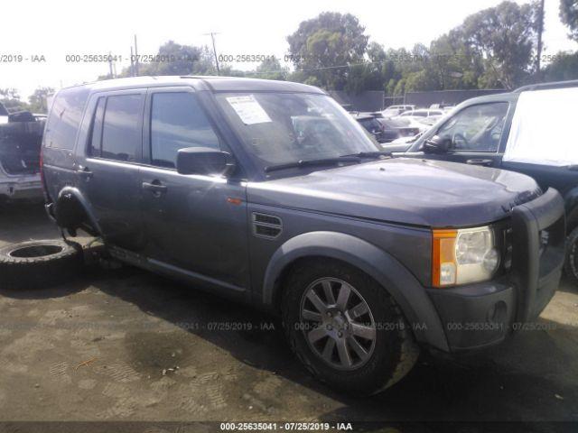 2005 LAND ROVER LR3, 25635041 | IAA-Insurance Auto Auctions