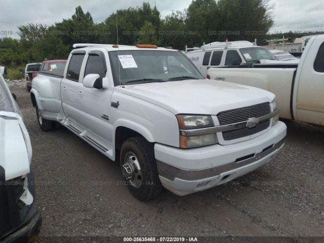 2003 CHEVROLET SILVERADO, 25635468 | IAA-Insurance Auto Auctions