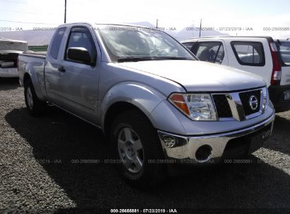 2006 NISSAN FRONTIER KING CAB LE/SE/OFF ROAD