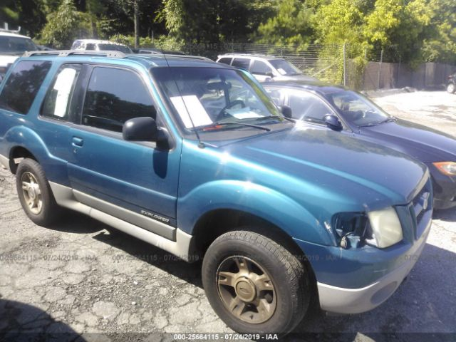 2002 Ford Explorer 25664115 Iaa Insurance Auto Auctions