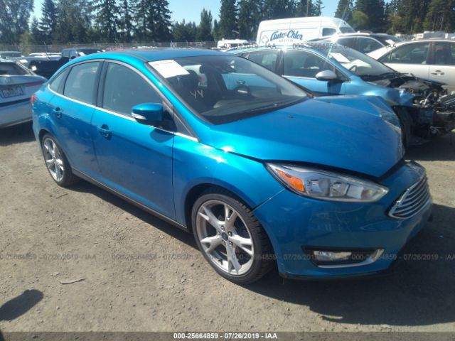 2015 FORD FOCUS, 25664859 | IAA-Insurance Auto Auctions