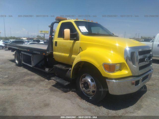 2004 FORD F650, 25682861 | IAA-Insurance Auto Auctions
