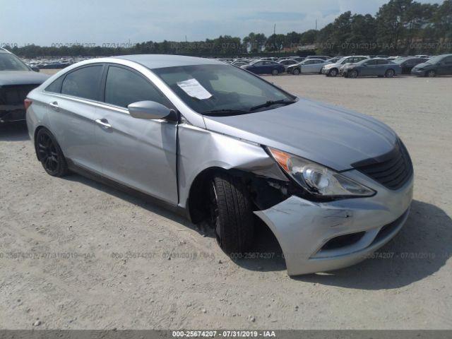 2011 HYUNDAI SONATA, 25674207 | IAA-Insurance Auto Auctions