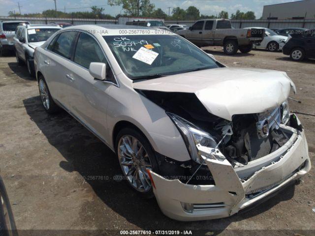 2013 CADILLAC XTS, 25677610   IAA-Insurance Auto Auctions