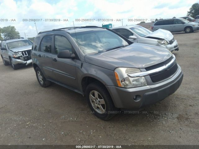 2005 CHEVROLET EQUINOX, 25680317 | IAA-Insurance Auto Auctions
