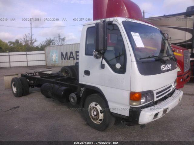 2005 ISUZU NPR, 25712881   IAA-Insurance Auto Auctions