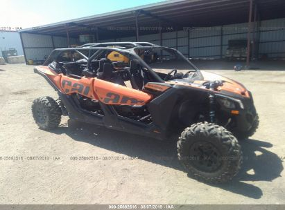 2019 CAN-AM MAVERICK X3 MAX X DS TURBO R