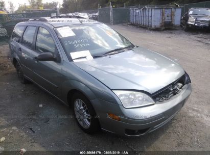 2005 FORD FOCUS ZXW