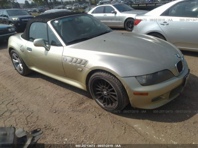 2001 BMW Z3, 25713473 | IAA-Insurance Auto Auctions