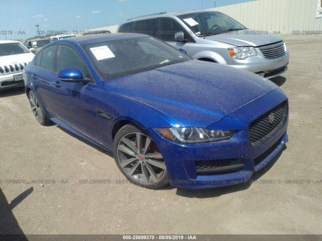 2017 JAGUAR XE, 25699370 | IAA-Insurance Auto Auctions