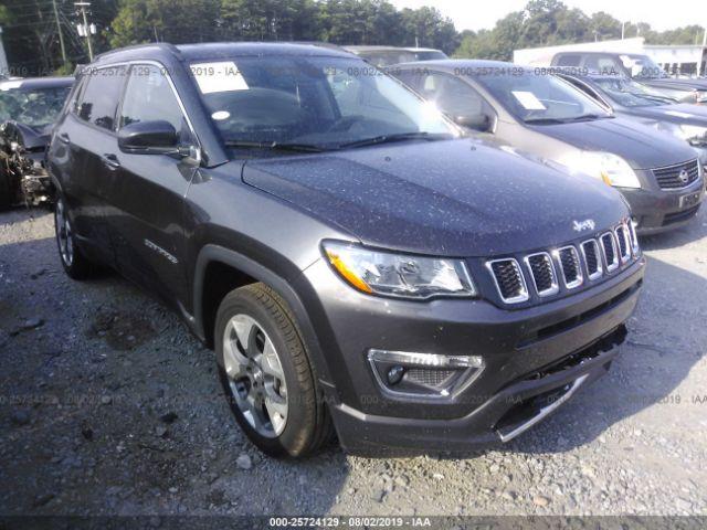 2019 JEEP COMPASS, 25724129 | IAA-Insurance Auto Auctions